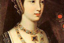 Tudor Queens and Princesses