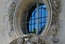 Architectural Details: Windows / by Royce M. Becker