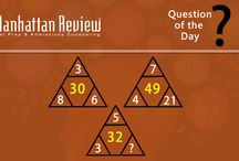 Manhattan Review - Question Of the Day / Manhattan Review is renowned globally for developing the strength and acumen of the students to higher levels for GRE, GMAT, SAT, IELTS, TOEFL examination