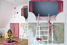 kids bedroom / by Mojo Gallery