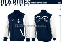 Jaket Spesial Edisi Blue Marine