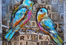 Birds / by Sue Komernicky