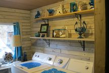 Mobile Home Laundry Rooms