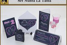 Set Nunta La Tabla / marturii nunta