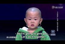 Klip med begavede børn