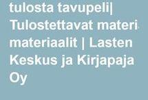 Äidinkieli/kielelliset