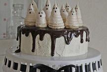 Halloween / Hier findest du gruselige Ideen, Kuchen und Dekoration für Halloween.