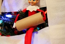 Frank - Our Elf on the Shelf / by Holly Rioux
