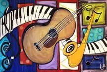 Music Is / by Lynn Dailey