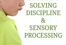 Discipline &a sensory processing