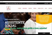 cursos Assistente social