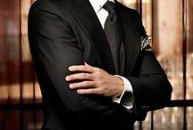 Suits and Cigars / Style inspiration for grooms and groomsmen.