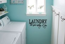 Laundry Room / by Crystal Herb