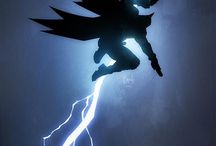 Batman/DC / by Jon Lombera Muro