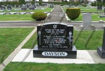 Jewish Memorials & Monuments / JB Newall Memorials, based in Vancouver, British Columbia offers large flat black granite Jewish memorials. Visit us: jbnewall.com/