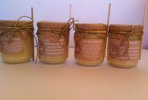Amelie's handmade body butters
