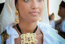 Traditional Sardinian Dresses