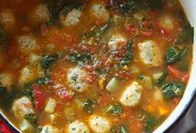 Soup / by Keri McPhall Conant