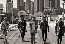 BIGBANG / Kwon Ji Yong . Dong Young Bae . Choi Seung Hyun . Lang Dae Sung . Lee Seung hyun #GD #G-dragon #Taeyang #Sun # T.O.P #TOP #Daesung #Seungri