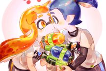 splatoon / In love with this game