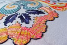 Bayeux Embroidery Art