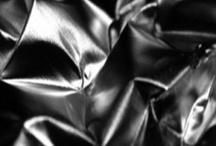 Black and white graphic / design