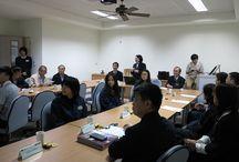1031226-姊妹校上海中醫藥大學康復醫學院一行師長參訪本系 / 1031226-姊妹校上海中醫藥大學康復醫學院一行師長參訪本系