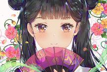 Cute Anime ᵔᴥᵔ