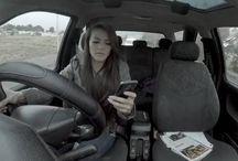 Textin whilst drivin