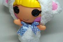 Lalaloopsy littles / Sew cute