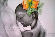 Cristina Lazar - drawing prayers / A very talented girl ... This is her FB page: http://www.facebook.com/cristina.lazar1