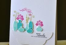 Cards - Varied Vases