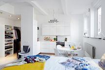 kleine woonkamers
