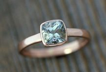 FASHION  |  Rings / So much pretty jewelry, so little time