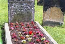 Cemeteries, In Loving Memory / by Mary pellegrino