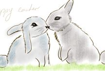 FREE EASTER PRINTS