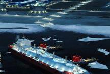 Russian Arctic infrastructure / Infrastructure in the Far North of Russia  Инфраструктура на Крайнем Севере России