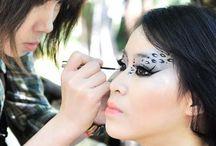 makeup & nails / by Tina Netzel-Hoerres