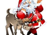 Santa Clause.....O Christmas Time.