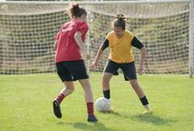 Coaching / Soccer coach / by Hannah Mohs