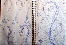 Luann Kessi sketch book