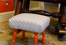 DIY Upholstering / by Luci Hess