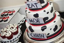 Chick-Fil-A Birthday Party - Cow
