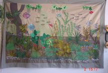 Embroidery Aquarium