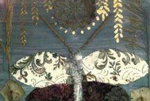 TEXTILMŰVÉSZET/CORNELIART-BOGDÁNDY KIRNÉLIA/textil munkáimból / Textil munkáimból