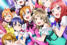 Love live school idol project  ~μ's~