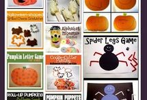Halloween Fun / Cool stuff for Halloween: from books to food to crafts to decor ..... / by THE LEARNING BUS Language Centre & Bookshop