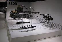 Cutaway display