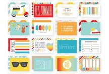 4x6 Cards for Scrapbooking, Journaling, etc.