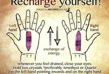 Recharge with Crystals